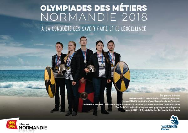 Les Olympiades des métiers