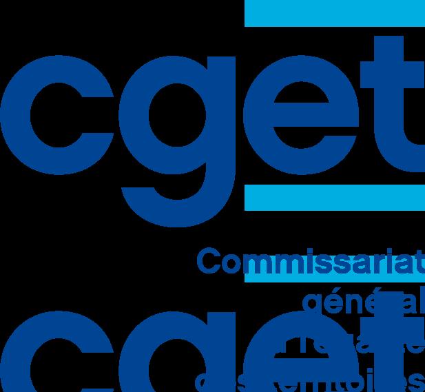 CGET logo