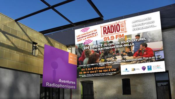 Radio des Arts sur RADIO TOU'CAEN