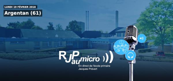 RJP au micro !