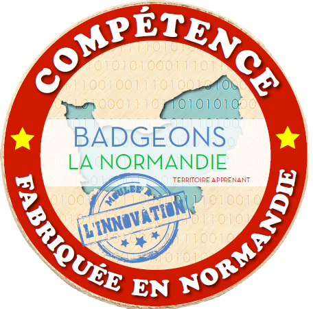 Badgeons la Normandie !