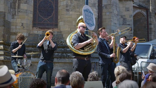 Le Jazz en Normandie