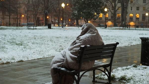 La solidarité hivernale